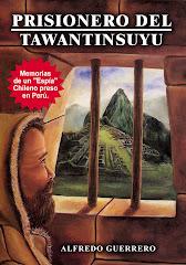 """Libro """"Prisionero del Tawantinsuyu"""""""