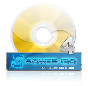Capa PowerISO 4.8 + Serial