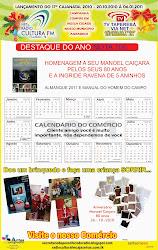 ANIVERSARIO DE MANOEL CAIÇARA  CAJAZEIRAS PB  80 ANOS