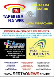 logomarca  de nossas  emissoras  da  rede raizes do nordeste a cultura fm de cajazeiras pb