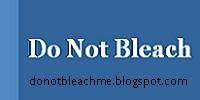 Back to Do Not Bleach
