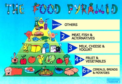 lawhead s blog fun with food the food pyramid lesson plan