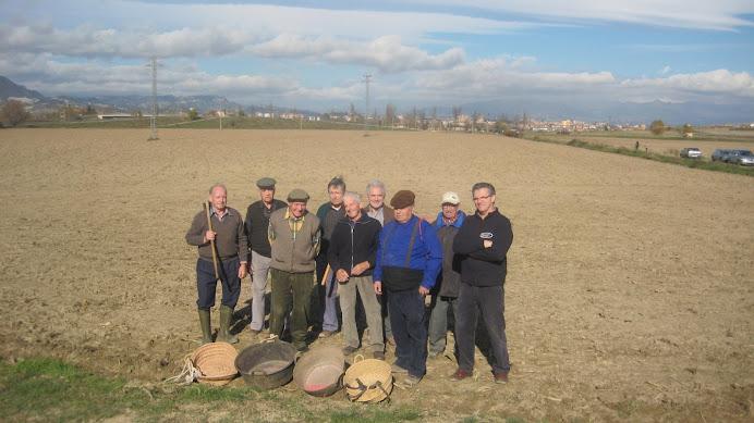 Els pagesos i mitja quartera del Camp Gran sembrada