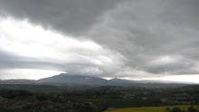 El Montseny des de Malla