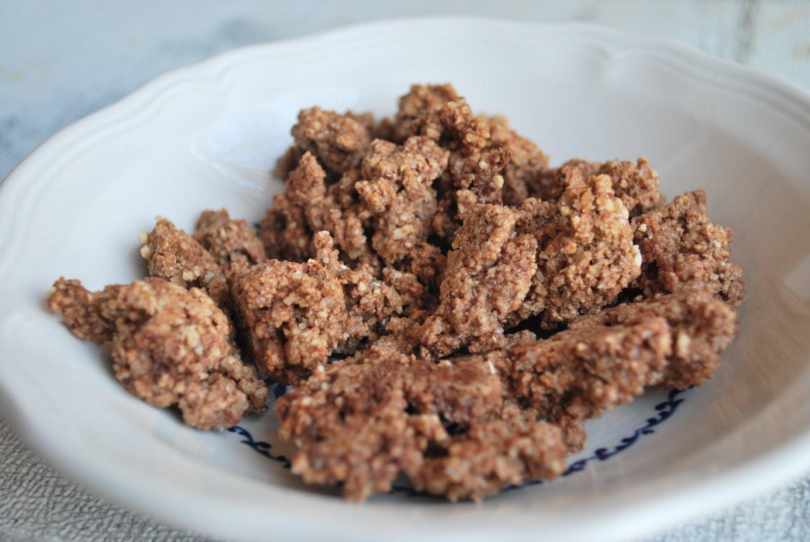 Vegan Crunk: Cookie Crumble