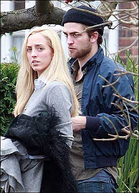 Robert Pattinson Brother on Pattinson Interviews And Articles  Robert Pattinson  Blood Brother