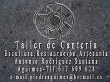 TALLER DE CANTERÍA DE D.ANTONIO
