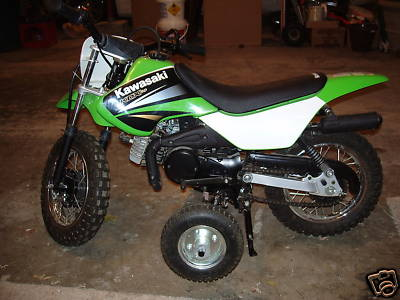 Motor Cycle Collections: Kawasaki : Kdx Kdx 50 Kawasaki Kids Dirt Bike