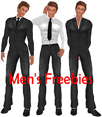 Men's Freebies every Thursday!