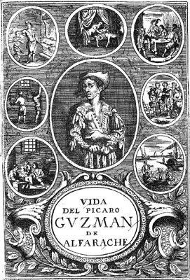 Mateo Alemán: Guzmán de Alfarache, Amberes 1681
