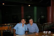 Miguel Duarte y Eduardo Angeloz. Entrevista para trabajo de tesis doctoral. 23-Ene-2008.