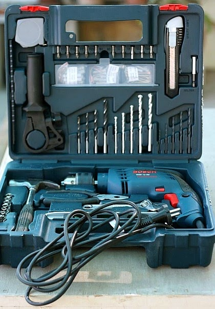 the indian diy woodworker tools review bosch drill kit. Black Bedroom Furniture Sets. Home Design Ideas