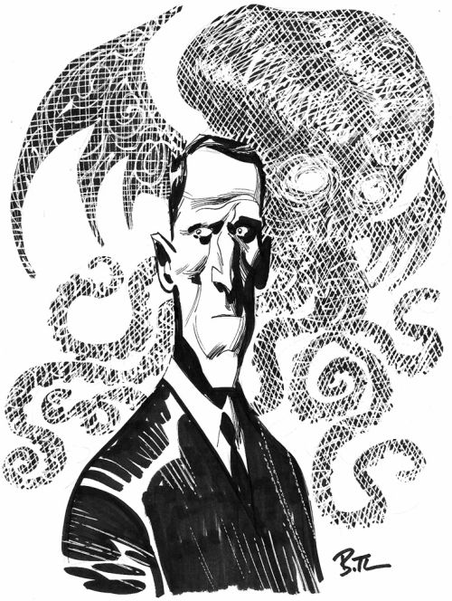and Lovecraft is