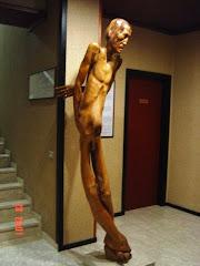 Treskulptur