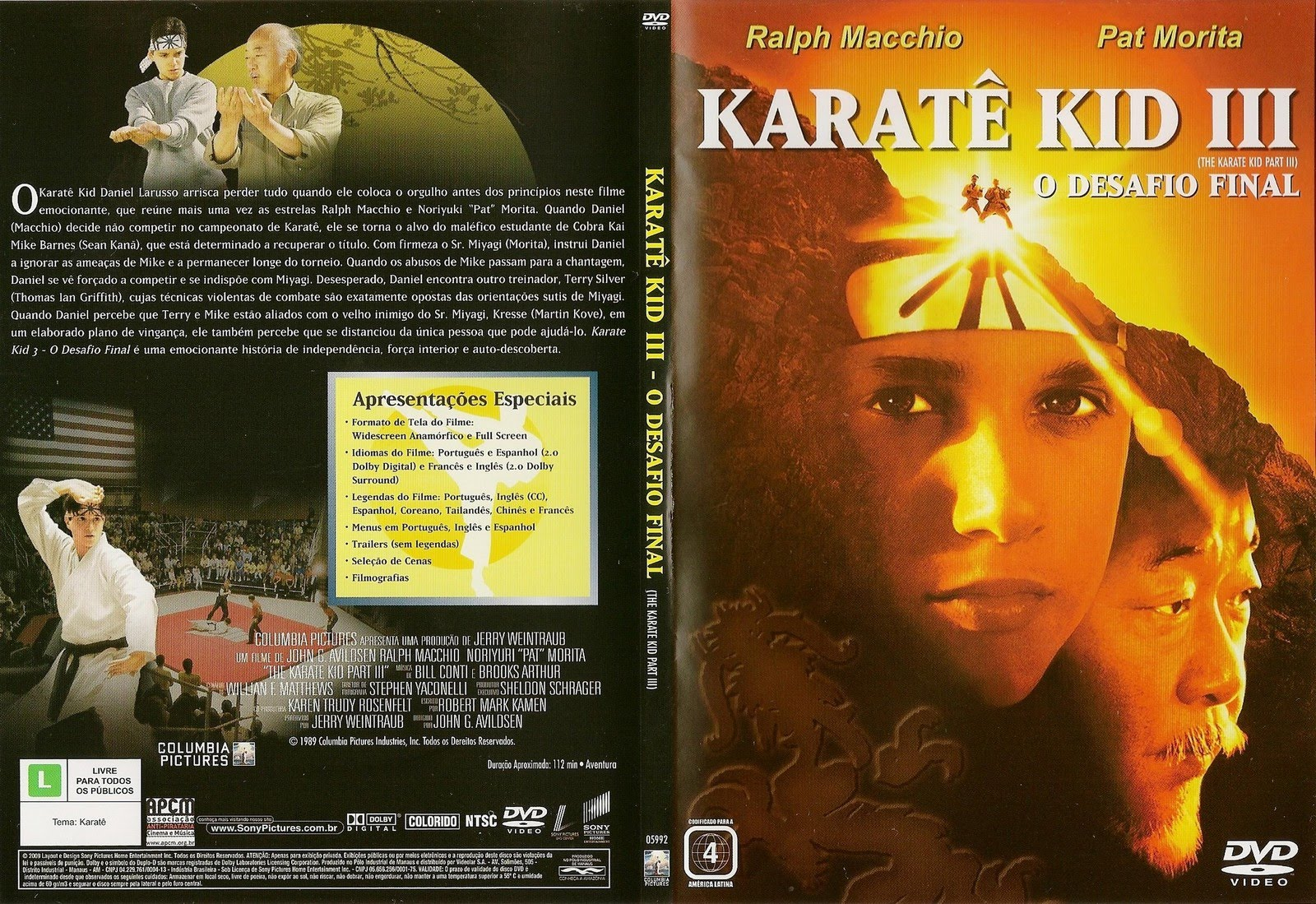 Karate kid final fight