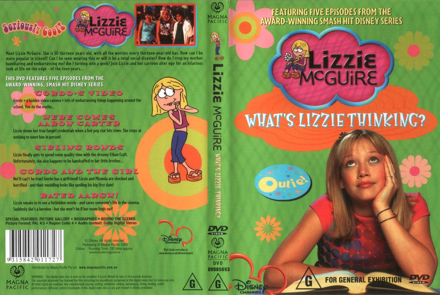 Various Artists  The Lizzie McGuire Movie  amazoncom