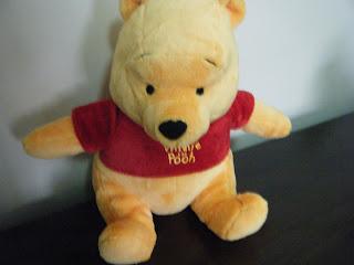 Baby Amp Kidsmarket Brandnew Winnie The Pooh Big Stuff Toy Sold