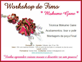 Workshop Mokume Gane