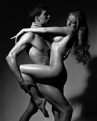Erotismo en Blanco y negro