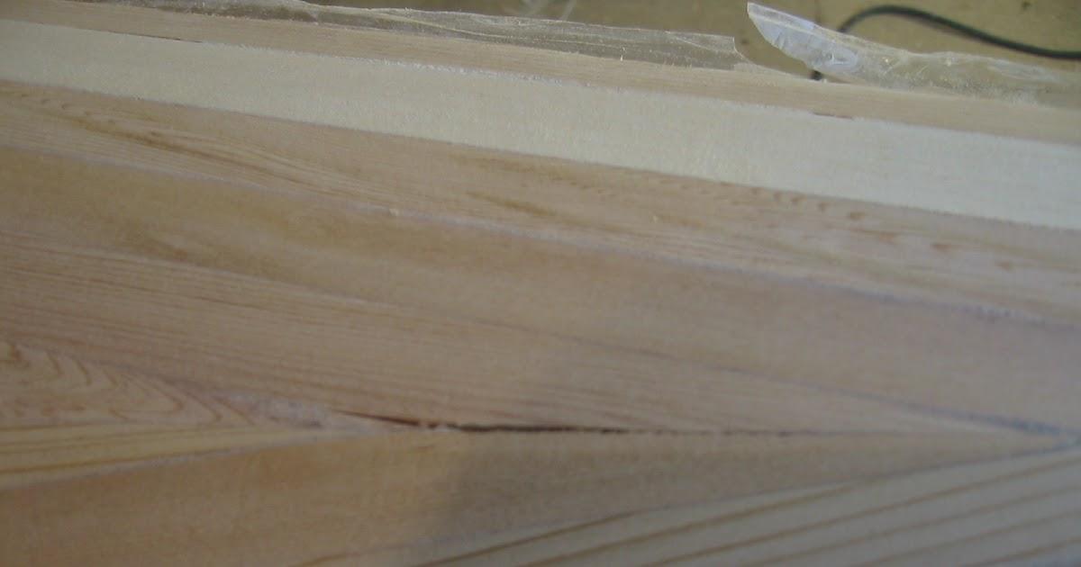 construction de kayak bois les d fauts apr s pon age. Black Bedroom Furniture Sets. Home Design Ideas