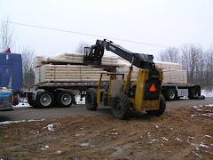 Unloading the logs