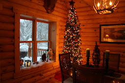 Christmas at our Cabin