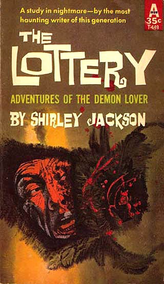 """the lottery shirley jackson """"the lottery"""" by shirley jackson (1) the morning of june 27th was clear and sunny, with the fresh warmth of a full summer."""