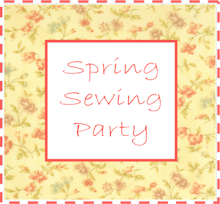 Spring Sewing Party
