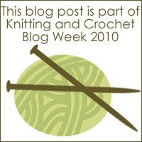 Knitting and Crochet Blog Week 2010