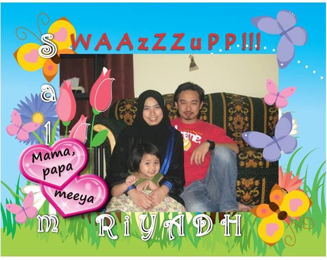 WaZzzuUppp!!! F A E D A di R i Y A D H