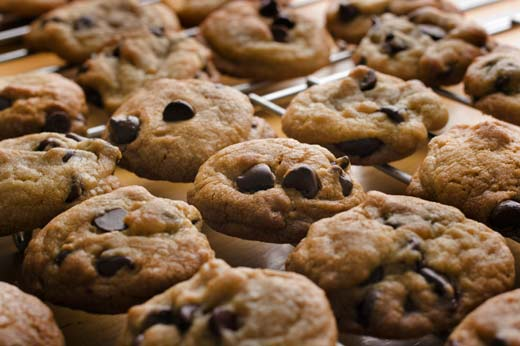 Food Lover: Famous Amos Cookies