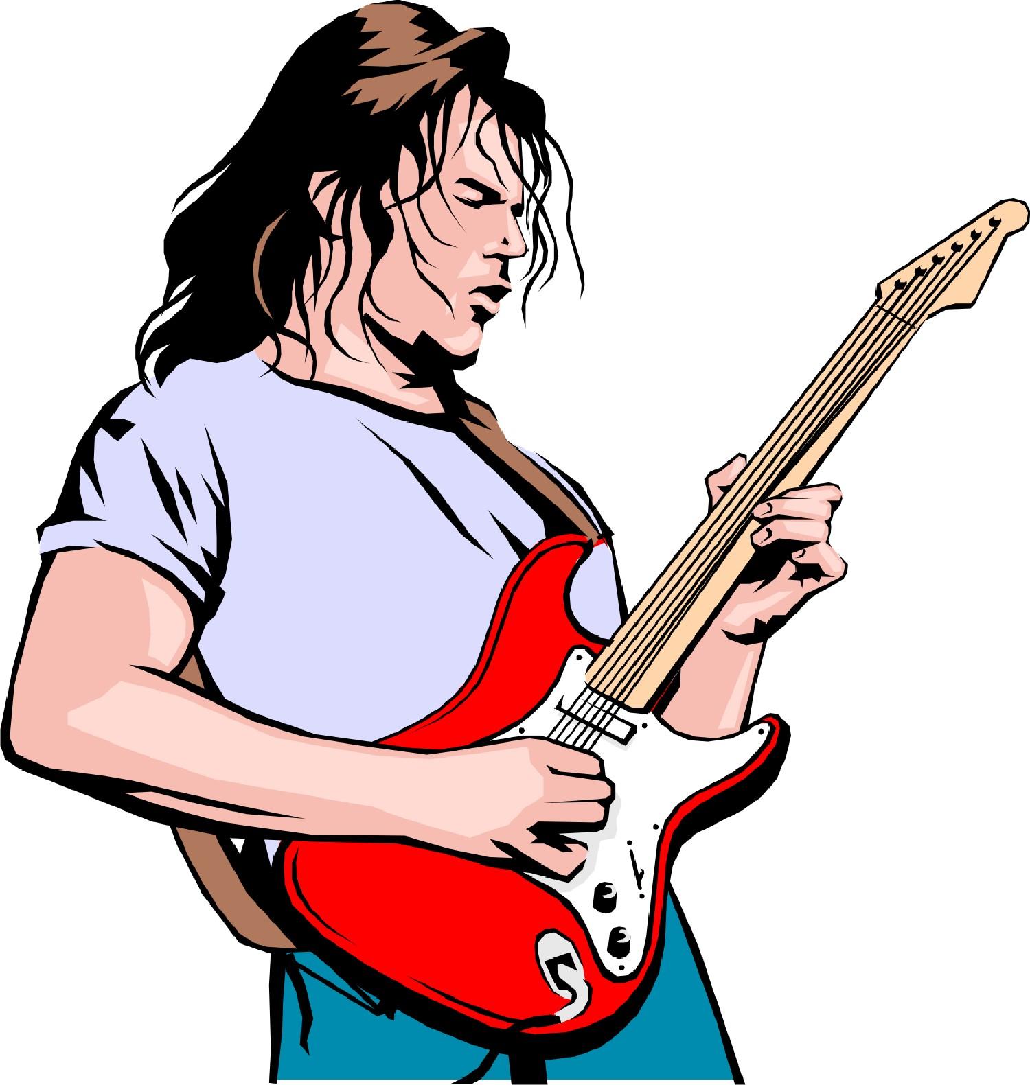 Rock Music Clipart - fedinvestonline