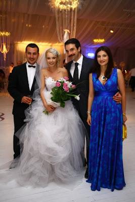 Irina popescu wedding