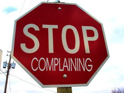 Aku Kuat Complain !!