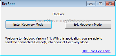 how to get out of recovery mode windows 8