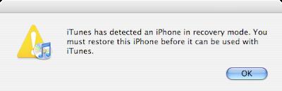iTunesdetected