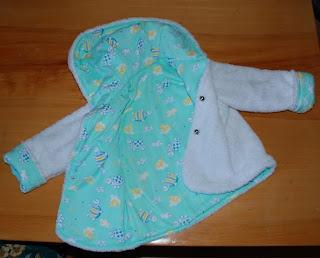 Джинсовая детская куртка своими руками