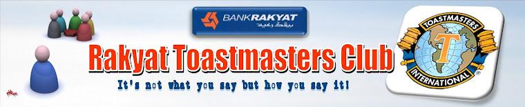 Rakyat Toastmasters Club