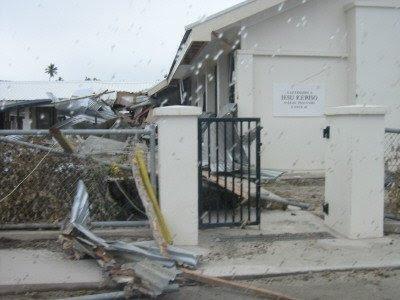 LDS church building in Malaela Samoa Western