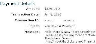 Pembayaran dari Velvetclix