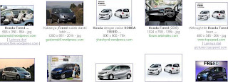 Honda Freed, mobil jenis MPV, multi purpose vehicle dari Honda