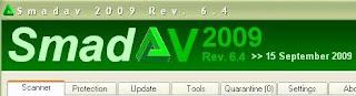 Smadav 2009 rev. 6.4