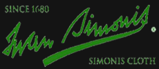 Sponsor: Simonis Cloth