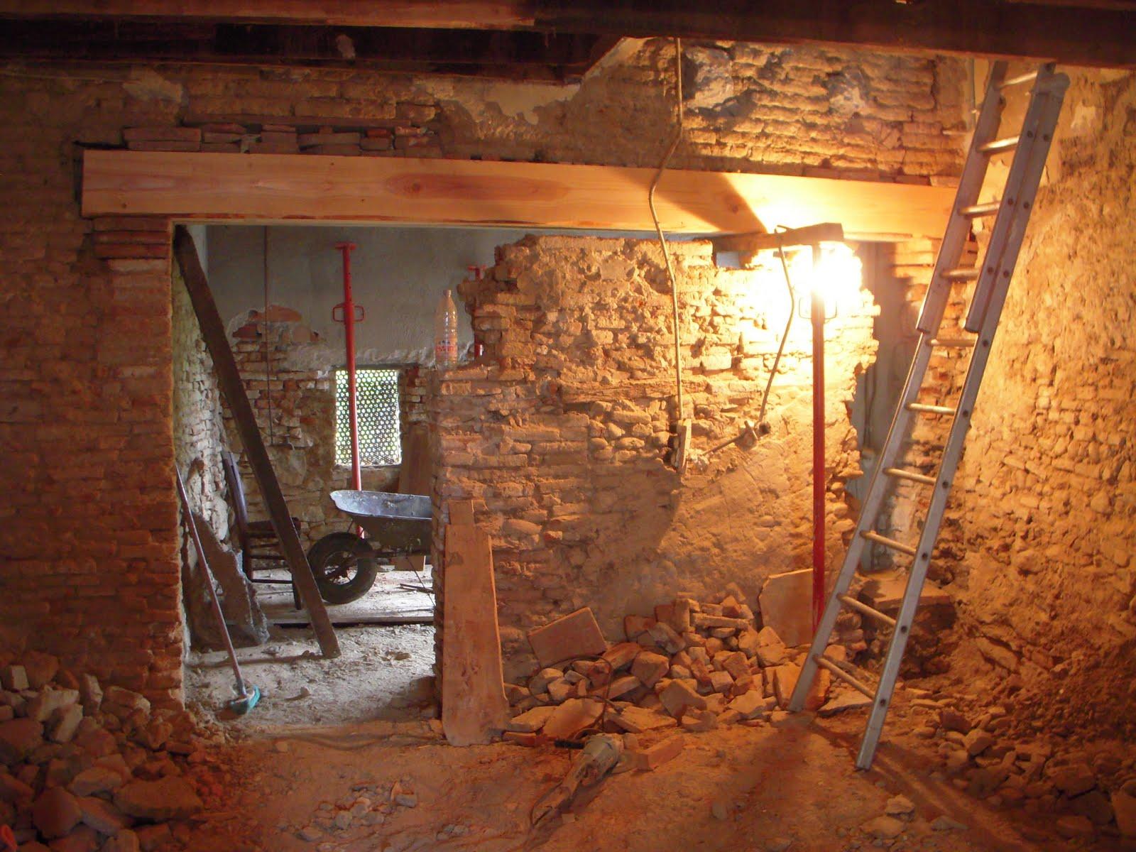 Pin mur pierre s on pinterest - Prix ouverture mur porteur pierre ...