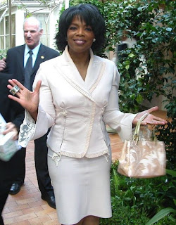 Oprah Winfrey - female or black? Choose only one!