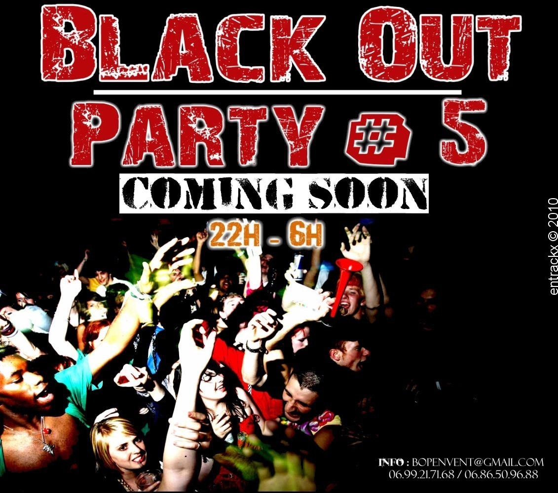 Black out party - Dress code rennes ...