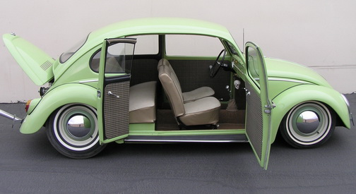 4 Door Beetle