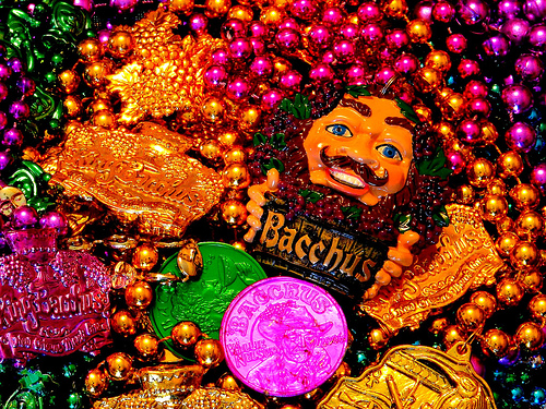 Bacchus Beads by howieluvzus