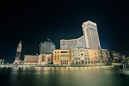 Venetian Macau by Maikcol