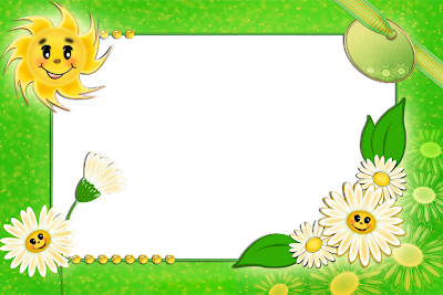 Apaixonados por gifs: Bordas e Molduras em png florais